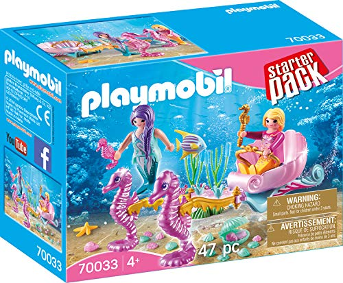 Playmobil 70033 Starter Pack Starter Pack Seahorse Carriage