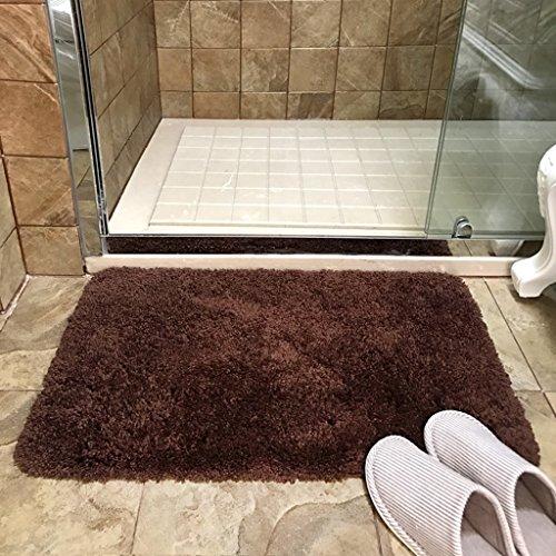 DWW-tapis de bain Tapis absorbants anti-dérapant de salle de bain Accueil  fibre bb49348c700