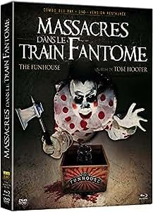 Massacres dans le train fantôme [Édition Collector Blu-ray + DVD] [Édition Collector Blu-ray + DVD]