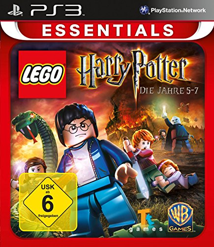 Lego Harry Potter - Die Jahre 5 - 7 [Essentials] - [PlayStation 3] (Harry Potter-spiele Für Ps3)