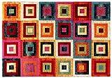 ABC Gioia Tappeto Arredo, Nylon, Multicolore, 230x160x2 cm