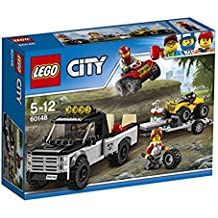 LEGO City - Todoterreno del equipo de carreras (60148)