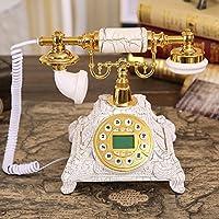 XINJING-S Creative pastorale europea Retro Vintage stile antico telefono Desk