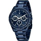 Orologio da uomo, Collezione Blue Edition, in Acciaio, PVD Blu - R8853100025