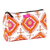 SCOUT-Packin-Heat-Cosmetic-Bag,-9-1/2-by-8-1/2-by-3-1/2-Inches