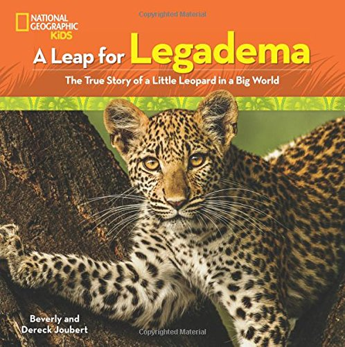 A Leap for Legadema (Science & Nature)