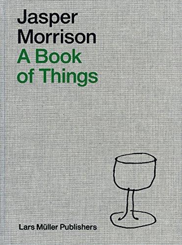 Jasper Morrison - A Book of Things