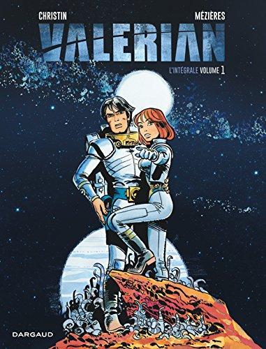 Valerian (1) : Valerian : l'intégrale. Volume 1