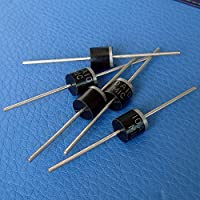 ELECTRONICS-SALON 10x 10A1010A 1000V 10A 1kV Axial rectificador Diodo.