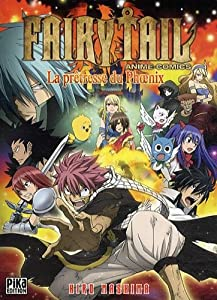 Fairy Tail : La Prêtresse du Phoenix Edition simple One-shot