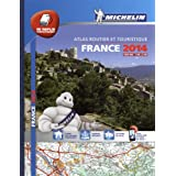 Atlas Routier France 2014 Michelin Multiflex