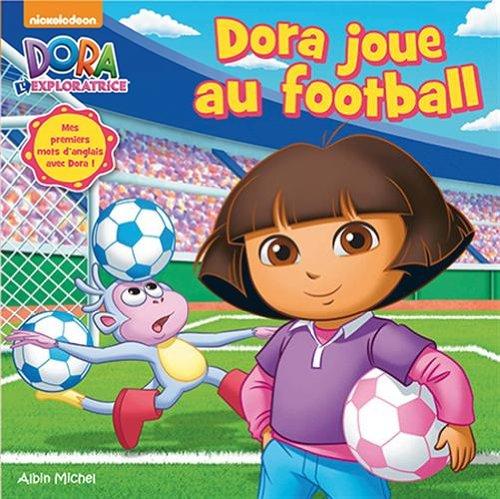 DORA JOUE AU FOOTBALL BROCHE DORA Nº1