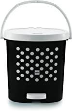Cello Fusion Plastic Pedal Bin, Medium