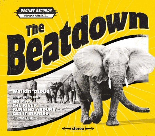 the Beatdown: Walkin' Proud (Audio CD)