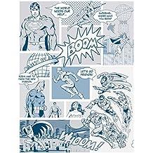 Galerie oficial Superman Batman Flash Comic superhéroe–Papel pintado