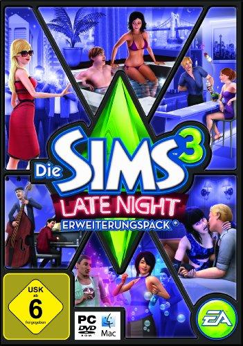 Die Sims 3: Late Night - 3-spiele Die Sims