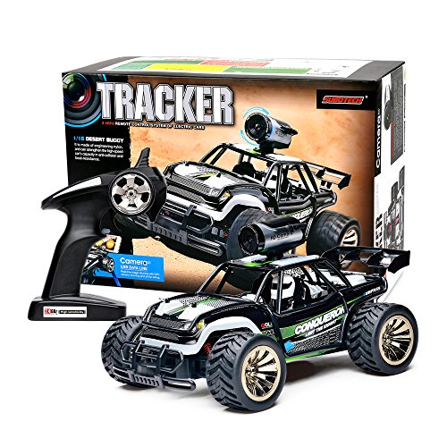 KOOWHEEL Auto Radiocomandata, Rc Auto Monster Truck 2.4Ghz Rc Car