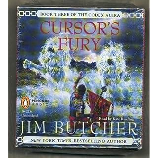 Cursor's Fury by Jim Butcher Unabridged CD Audiobook (Codex Alera Series Book 3) by unknown (2006-01-01)
