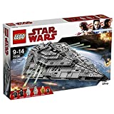 telescope enfant LEGO - 75190 - Star Wars - Jeu de construction - First Order Star Destroyer