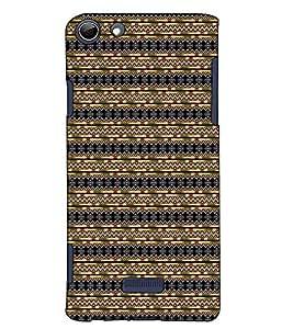 Fuson Designer Back Case Cover for Micromax Canvas Selfie 3 Q348 (Designer Pattern Design Art)