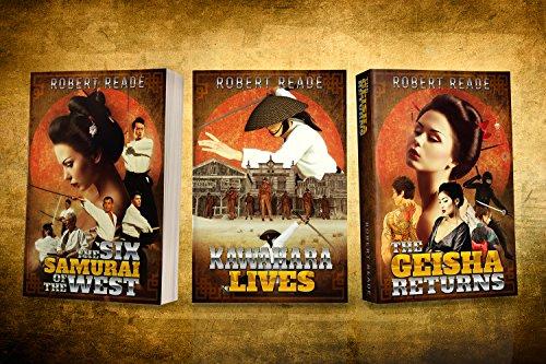 The Six Samurai of the West: OMNIBUS (Complete Saga Books 4 ...