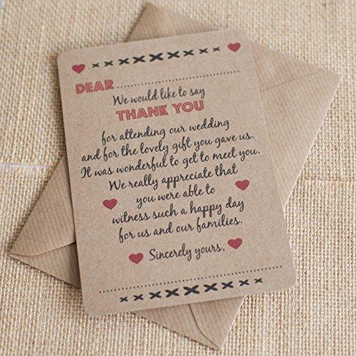 wedding thank you cars
