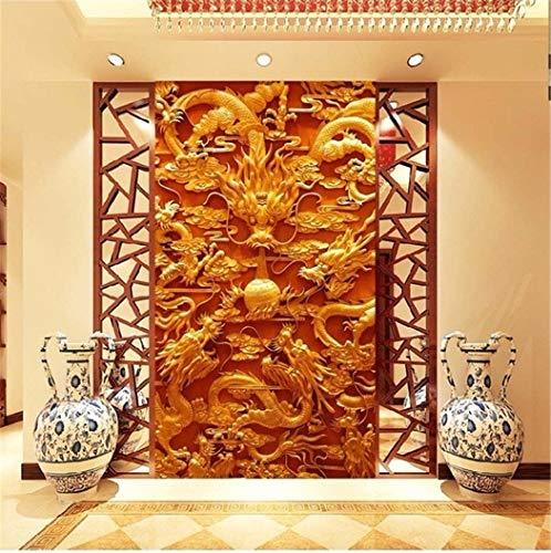 Carta Da Parati 3D Room Wallpaper Personalizzato Murale Decorazioni Per La...