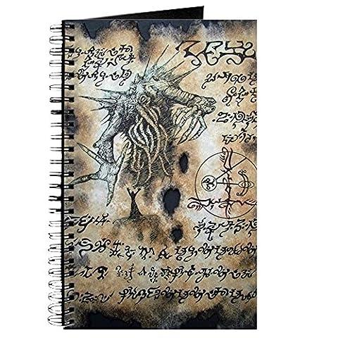 CafePress–Calling Cthulhu–Spiralbindung Journal Notizbuch, persönliches Tagebuch, blanko
