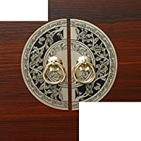 Classical, Furniture Handle/Antique, Pure Copper Cabinet Drawer Handle/Ming And Qing Style,Handle Clothing Cupboard/Pure Copper The Chinese Handle-B