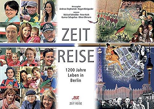 Buchcover Zeit Reise: 1200 Jahre Leben in Berlin
