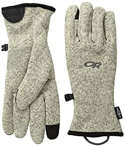 Outdoor Research Longhouse Sensor Gloves, Cairn, Small
