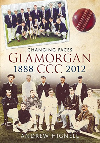 Glamorgan CCC 1888-2012: Changing Faces por Andrew Hignell