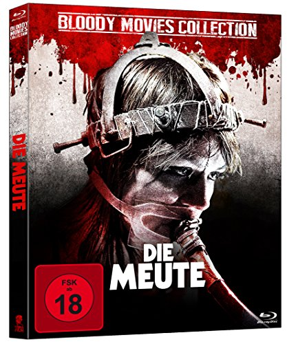 Bild von Die Meute (Bloody Movies Collection) [Blu-ray]