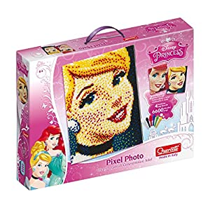 Quercetti 0808 - Princesa Pixel Photo Game de Uñas