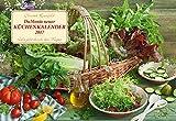 DuMont Kalender 2017 mit Rezept Ideen und Food-Fotographien |Liebe geht durch den Magen | Wochenplaner • Wandkalender • Kalendarium | Familienkalender mit Schulferien 2017