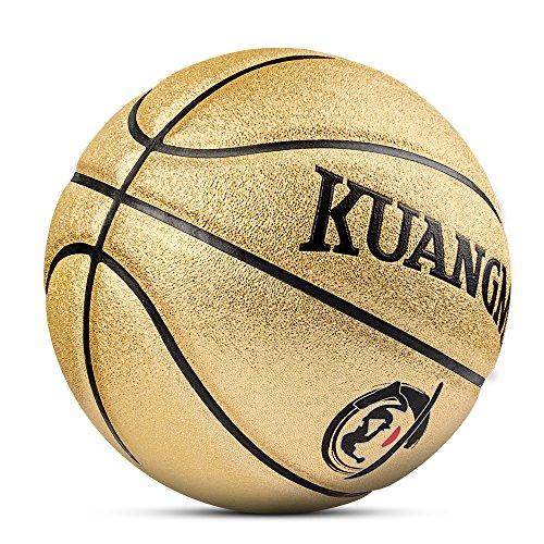 Kuangmi patrón Baloncesto tamaño Bola