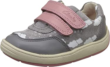 Clarks Girl's Maxi Skip Boat Shoes