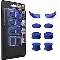 CHIN FAI L2 R2 Bottoni sostitutivi Trigger Grips Extender, 3 Paia Joystick Antiscivolo Thumbstick Caps Cover per…
