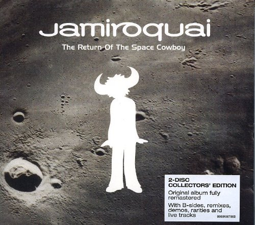 Return Of The Space Cowboy [2 CD]
