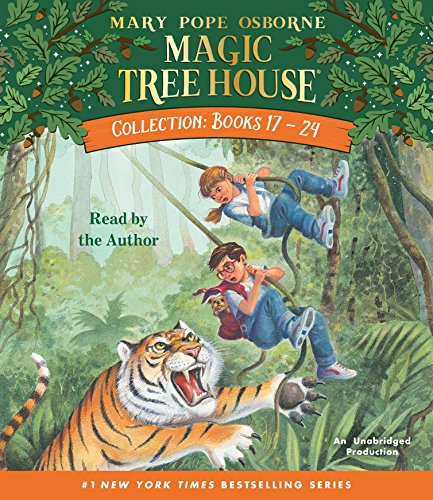 Magic Tree House Collection: Books 17-24 (Magic Tree House (R), Band 9)
