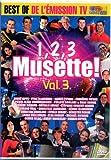 DVD Accordéon Vol.03 1, 2, 3 Musette
