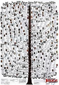 La communauté Européenne du Jazz Poster (68,5cm x 98,5cm) + un poster surprise en cadeau!