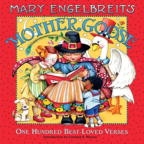 Mary Engelbreit's Mother Goose: One Hundred Best-Loved Verses por Mary Engelbreit