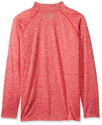 Under Armour Herren Fitness Sweatshirt UA Tech 1/4 Zip, Rot (Red), XL, 1242220-600 - 2
