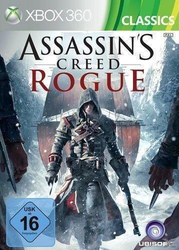 360 Spiel Xbox Assassins (Assassin's Creed Rogue Classics)