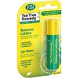 ESI Balsamo Stick Labbra 5,7 ml Tea Tree Oil Remedy Argan Burro Karitè Lip Balm