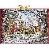 Weihnachten im Räuberwald