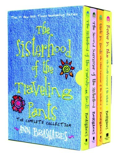 Portada del libro The Sisterhood of the Traveling Pants: The Complete Collection by Ann Brashares (2008-04-08)