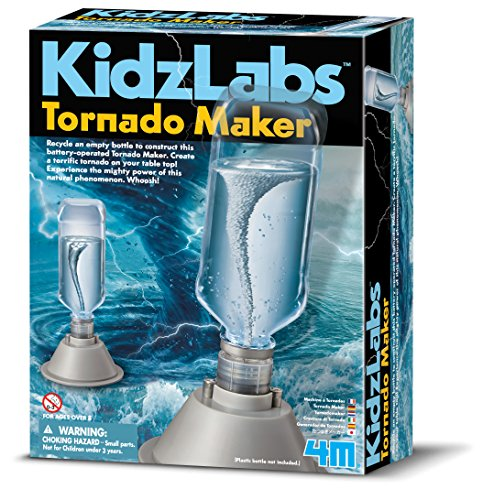 4M - Tornado Maker, Juguete Educativo (004M3363)