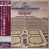 J.S. Bach: Brandenburg Concertos Nos 4-6